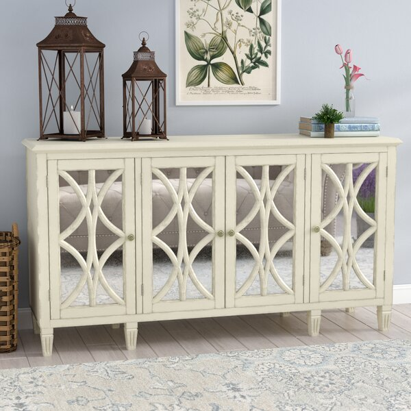 Driggs 4 Door Accent Cabinet