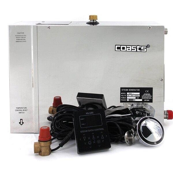 Coasts Steam Generator Sauna Heater by ALEKO