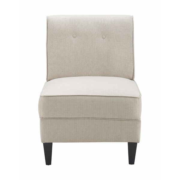 Gozzoli Slipper Chair by Ebern Designs