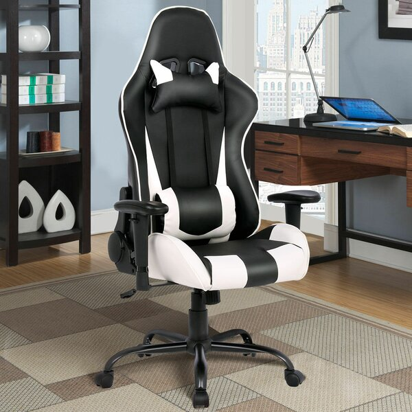 Racing Gaming Chair by Ebern Designs