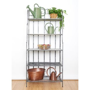 Montclair Iron Baker's Rack Online