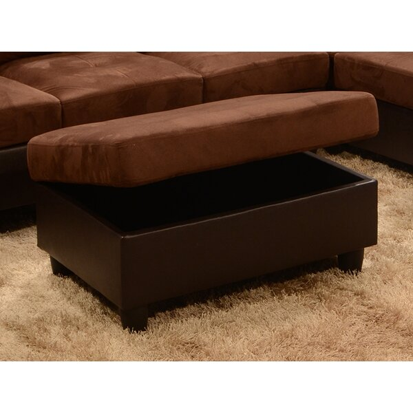 Storage Ottoman by Star Home Living Corp