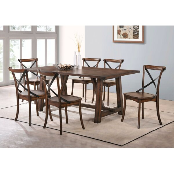 Belknap Amiable Dining Table by Gracie Oaks Gracie Oaks