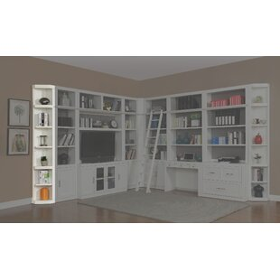 Best Deals Outside Corner Unit Bookcase By Parker House Furniture