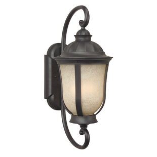 Bargain Oakhill 2-Light Outdoor Wall Lantern By Charlton Home