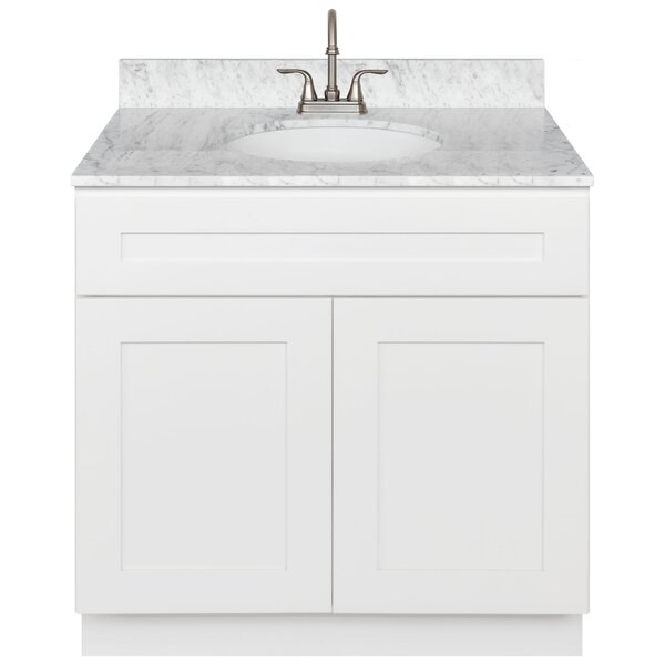 Stoehr 36 Single Bathroom Vanity Set by Winston Porter