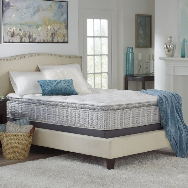 13 Medium Pillow Top Innerspring Mattress by Alwyn Home