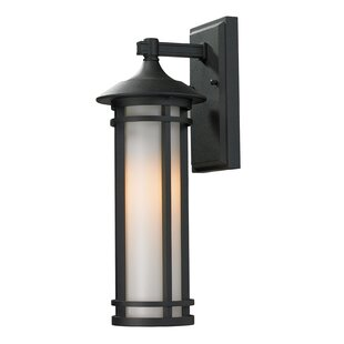 Read Reviews McKew Outdoor Wall Lantern By Bloomsbury Market
