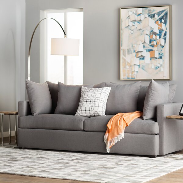 Weekend Shopping Mckenzie Sofa by Mercury Row by Mercury Row