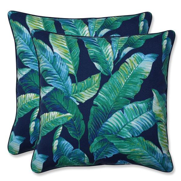 Ursula Indoor/Outdoor Throw Pillow (Set of 2)