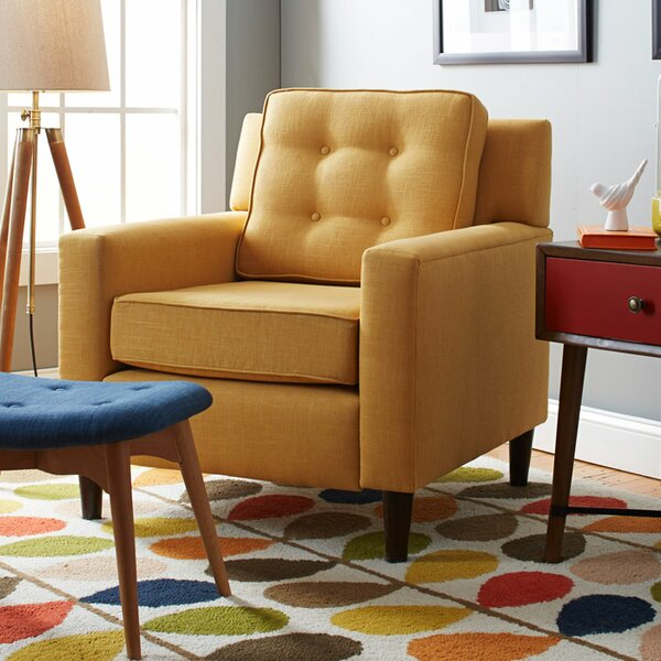 Alessandra Armchair by Skyline Furniture