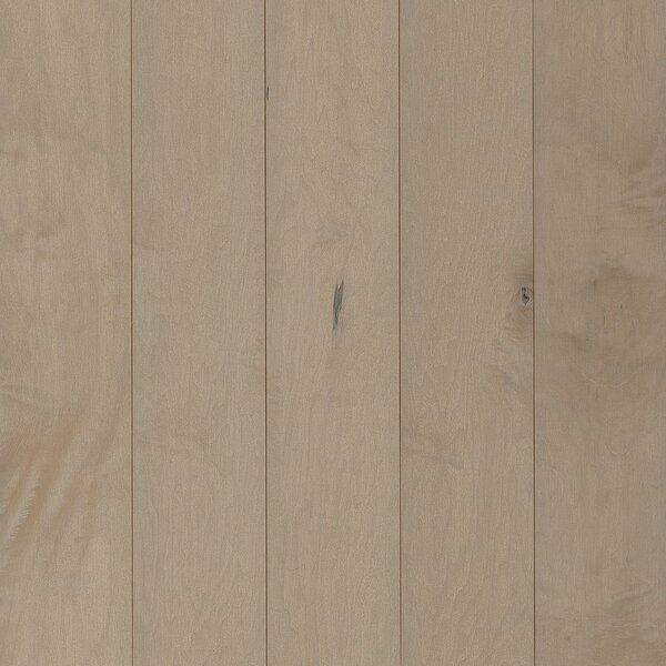 Perf Plus 5 Engineered Maple Hardwood Flooring in Rolling Fog by Armstrong Flooring