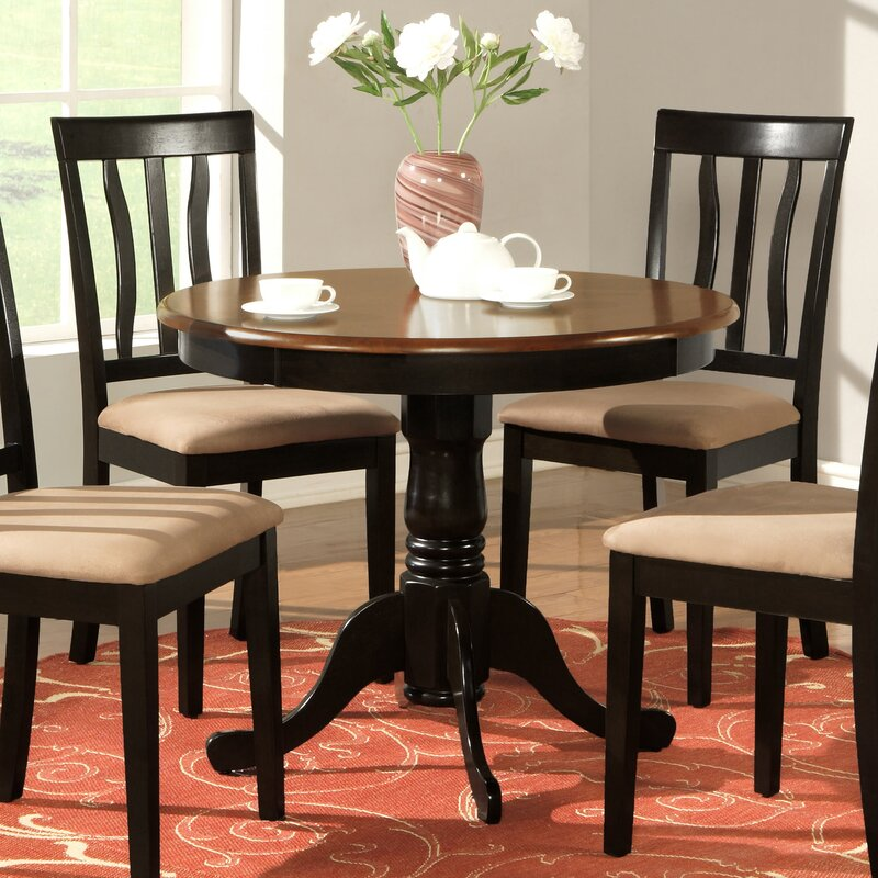 small dining room tables three posts dining table amp reviews wayfair 29230