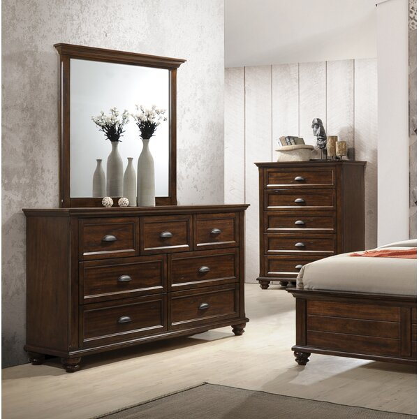 Kamarre 7 Drawer Dresser by Darby Home Co