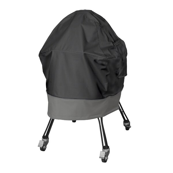 Veranda FadeSafe Kamado Ceramic Grill Cover by Classic Accessories