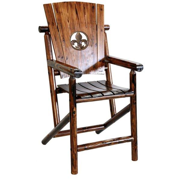 Ardoin Patio Dining Chair by Loon Peak