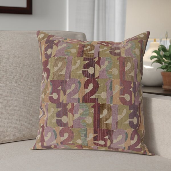 Latson Throw Pillow Cover by Andover Mills