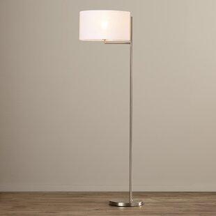 Affordable Berwyn 61.75 Floor Lamp By Wade Logan