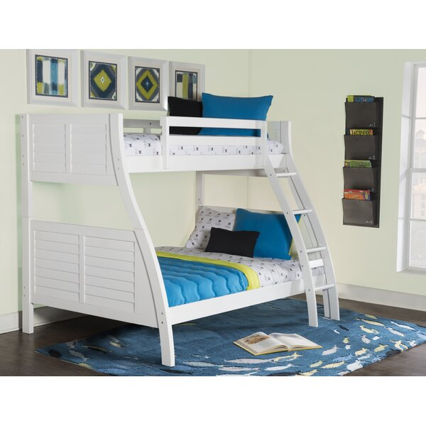 Lynn Twin Over Full Bunk Bed by Viv + Rae