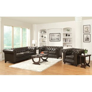 Busby Configurable Living Room Set by Industrial Lodge Home