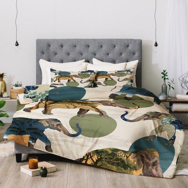Belle Polka Comforter Set