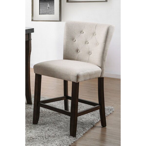 Hafford Transitional 26 Bar Stool (Set of 2) by Alcott Hill