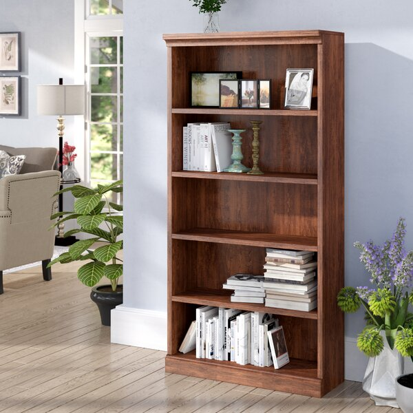 Hanlon Standard Bookcase By Alcott Hill
