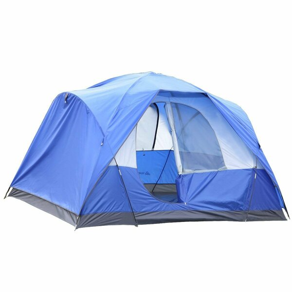 Semoo Water Resistant 5 Person Tent with Carry Bag by Semoo