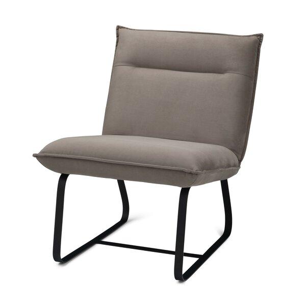Soria Slipper Chair by Ivy Bronx