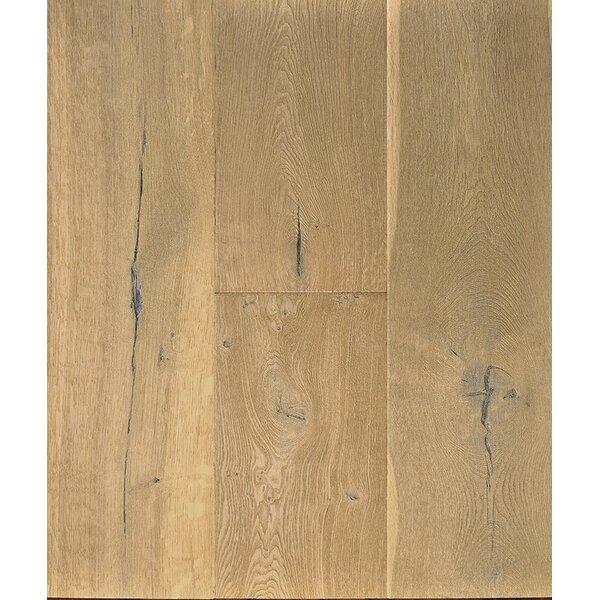 Highlands 10.25 Engineered Oak Hardwood Flooring in Wick by Albero Valley