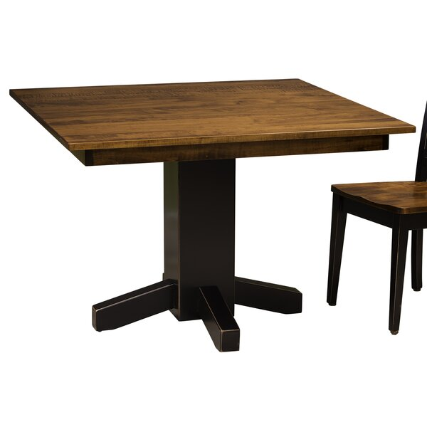Watertown Solid Wood Dining Table by August Grove August Grove