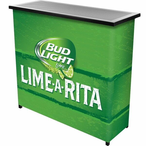 Bud Light Lima-A-Rita Home Bar by Trademark Global