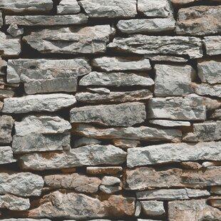 Moroccan Wall 335 X 22 Stone Wallpaper