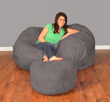 Breton Bean Bag by Bay Isle Home
