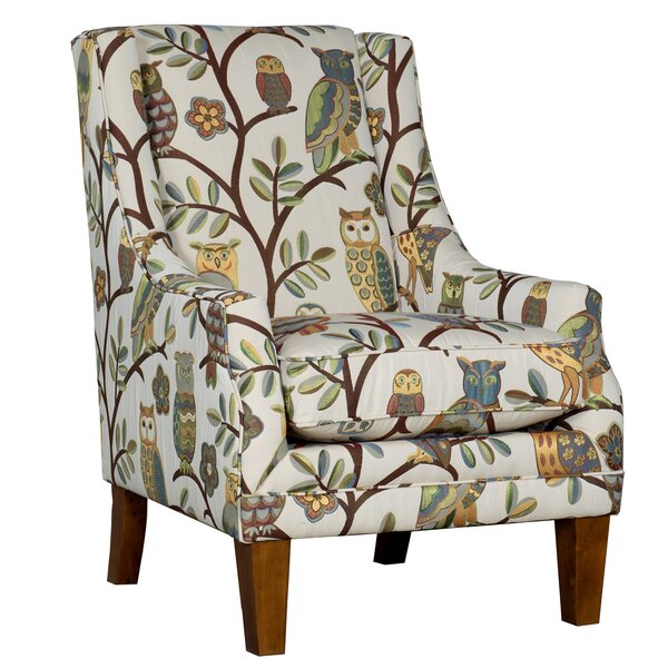 Cueto Wingback Chair by Darby Home Co Darby Home Co