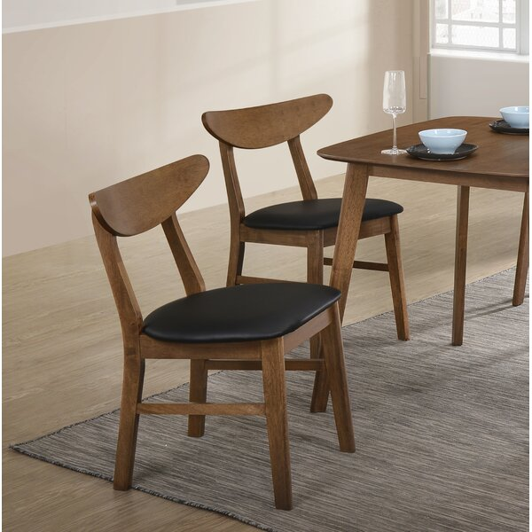 Gilbertson Pointed Back Dining Chair (Set of 4) by George Oliver