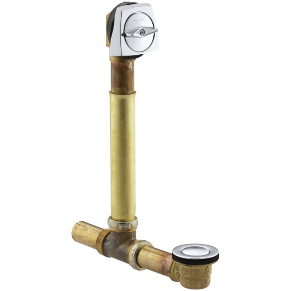 Clearflo 1-1/2 Adjustable1.5 Leg Tub Drain by Kohler
