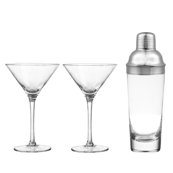 Chamblee 3 Piece Beverage Serving Set by Mint Pantry