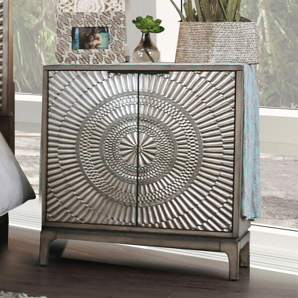 Rusnak Nightstand by Bungalow Rose Bungalow Rose
