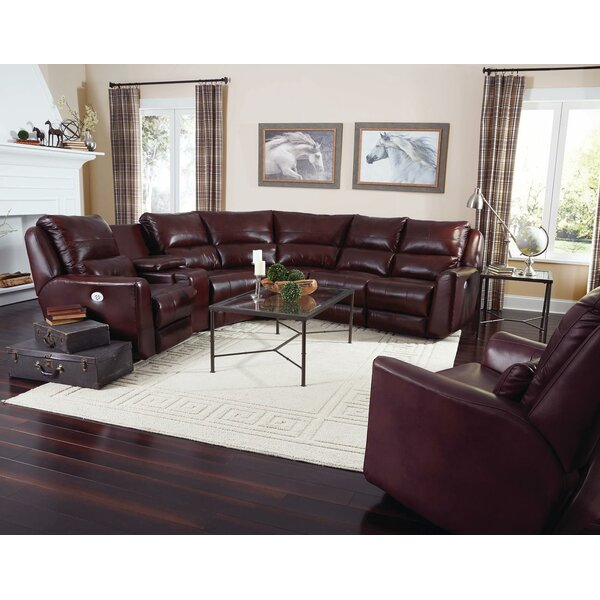 Producer Left Hand Facing Reclining Sectional by Southern Motion
