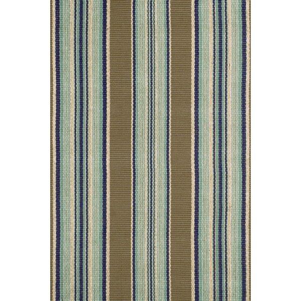 Heron Indoor/Outdoor Area rug by Dash and Albert Rugs