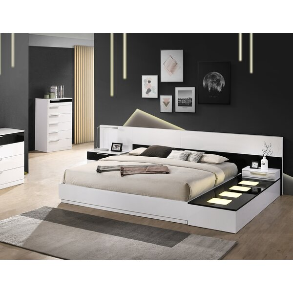 Fleeton Platform 3 Piece Bedroom Set By Orren Ellis by Orren Ellis Read Reviews