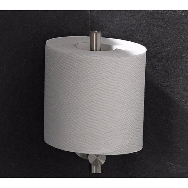 Steel Wall Mount Toilet Paper Holder
