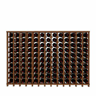 Compare prices Premium Cellar Series 130 Bottle Floor Wine Rack ByWineracks.com