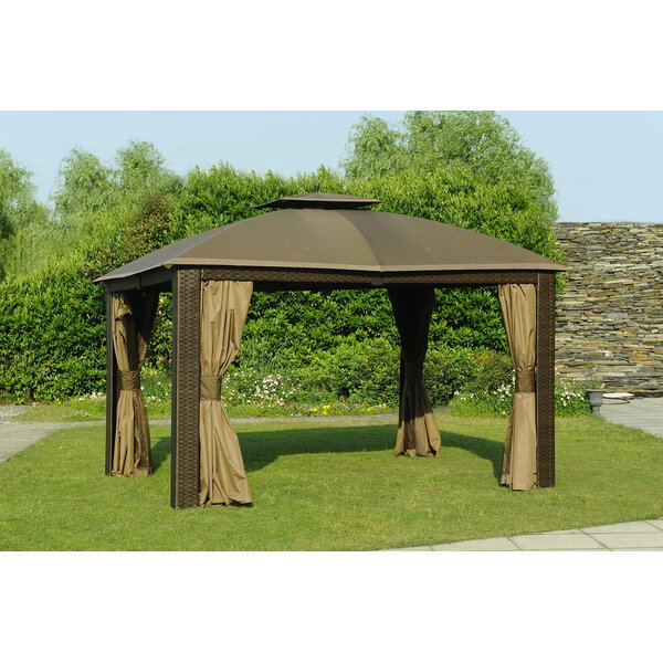Replacement Canopy (Deluxe) for Sonoma Wicker Gazebo by Sunjoy