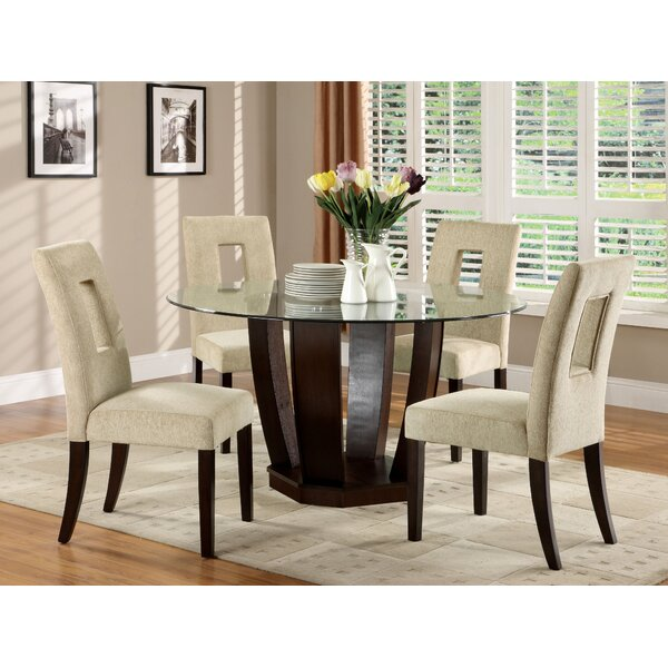 Catina 5 Piece Dining Set by Hokku Designs