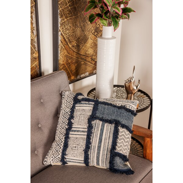 Gorden Rustic Pillow Cover by Bungalow Rose