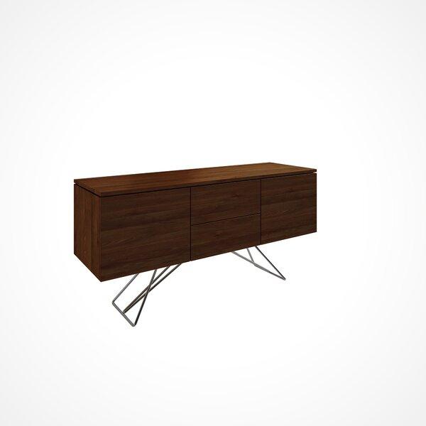 Imani Buffet Table by Union Rustic Union Rustic