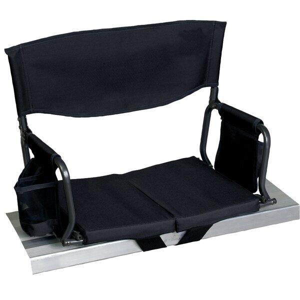Eastham Compact Folding Stadium Seat by Freeport Park Freeport Park