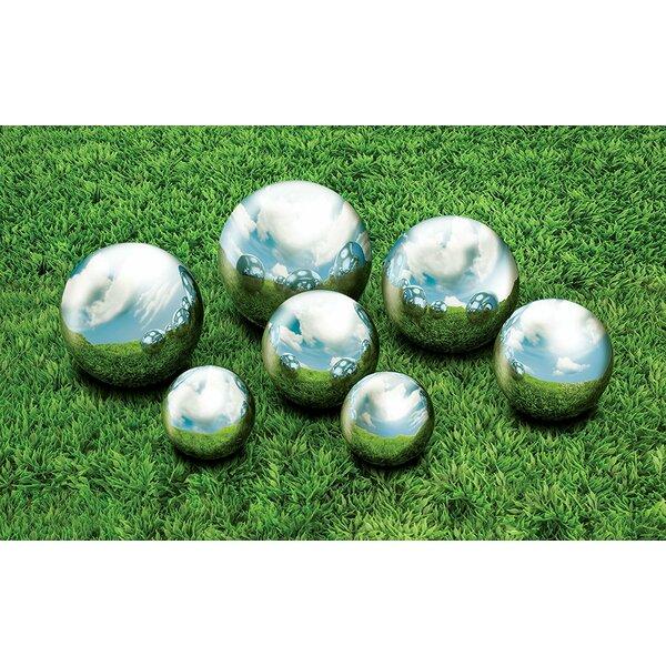 Giesajtis 7 Piece Garden Sphere Set by Orren Ellis